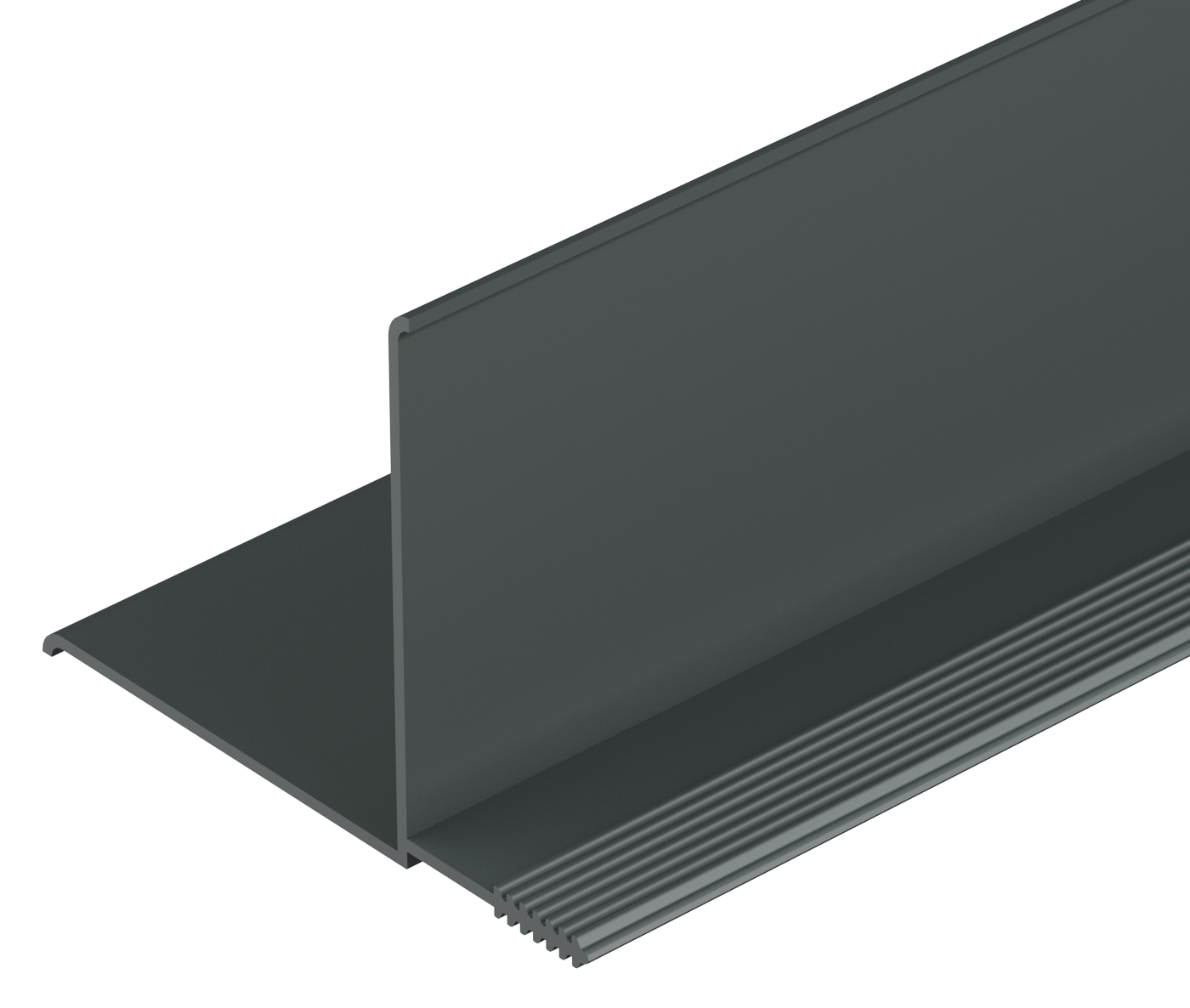Фасадные панели - Acessories for docke facade panels - Facade Inner Corner Graphite