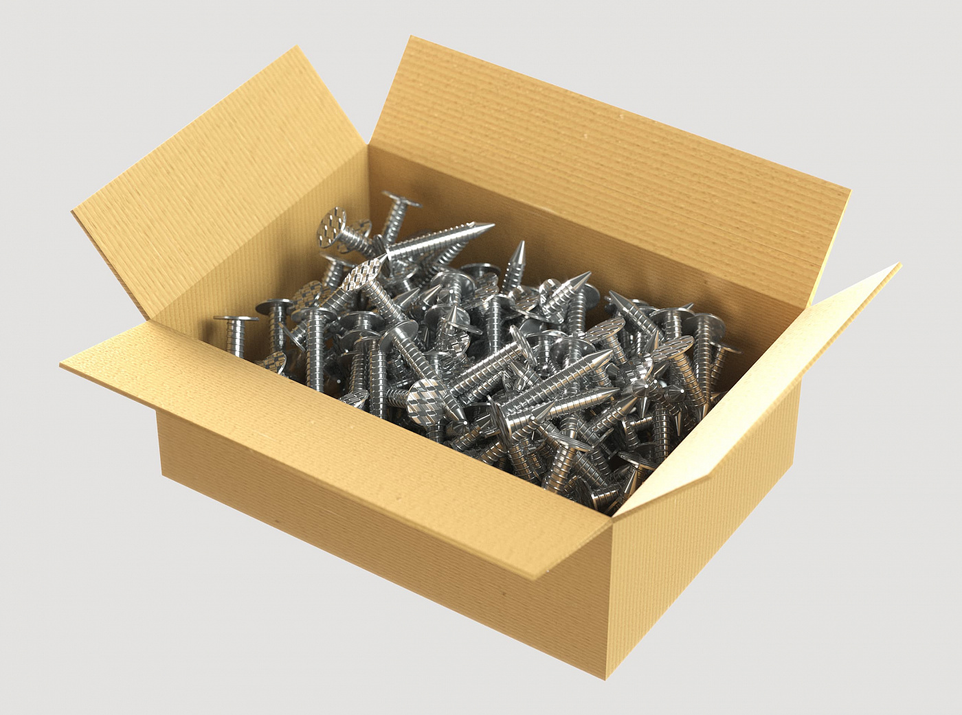 Гибкая черепица - ROOFING ACCESSORIES - Roofing nails